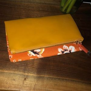 NWOT Rachel Pally reversible clutch.